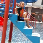 Manfaat bermain air  bagi anak dan perkembangan intelektual atau kognitif di usia 12 tahun ke bawah