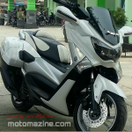 Motor keren Yamaha NMAX terbaru 2020 model terbaru di Indonesia  modified body machine