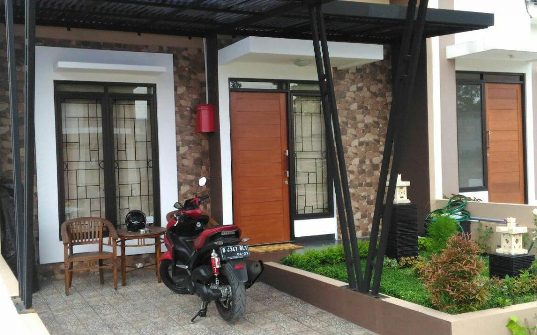 dijual rumah baru full furnished di bogor klasik dan minimalis harga murah bisa nego hub. 0821.2260.2989
