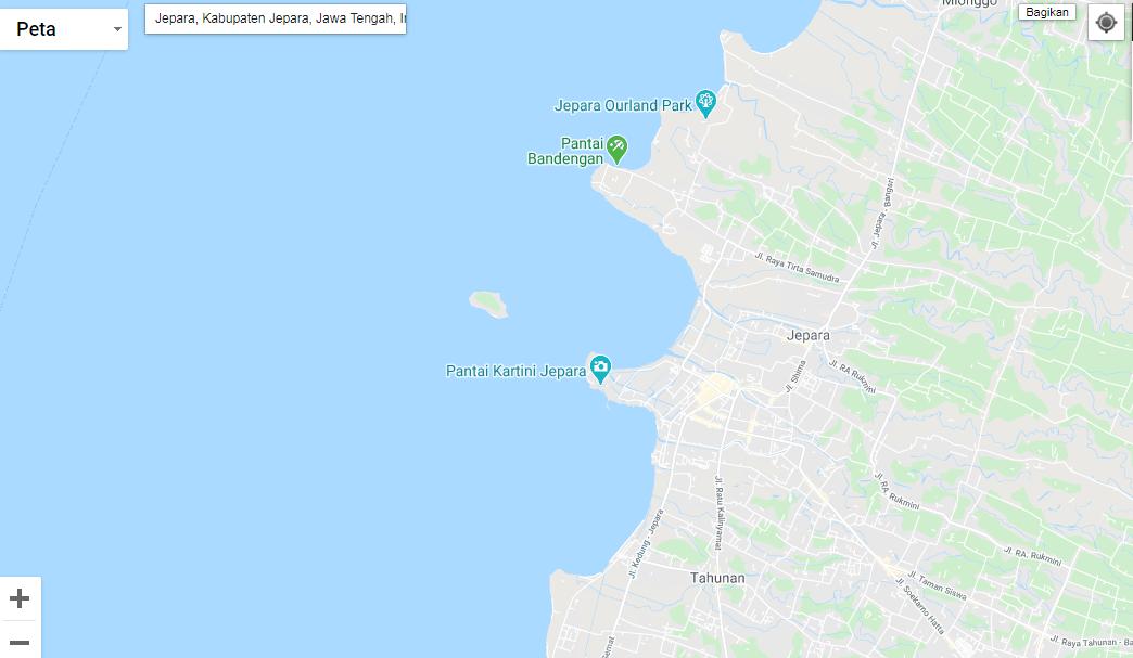 Gempa 6,1 Magnitudo Guncang Jepara Jateng Tak Berpotensi Tsunami