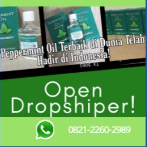 flu datang ! usir dan atasi dengan peppermint oil best seller synergy