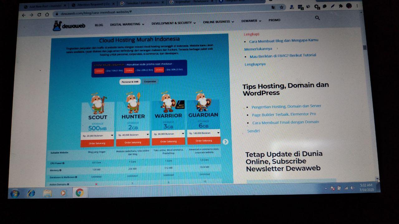 Temukan ! panduan runut mengatasi kebingungan bagaimana cara membuat website sendiri